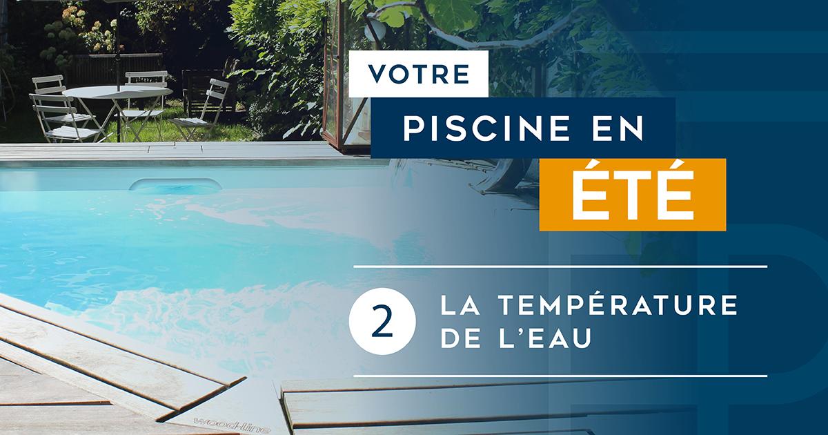 Ma trisez la temp rature de l eau europiscine Temperature eau piscine municipale